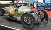 Morgan Threewheeler : Comme un avion sans ailes