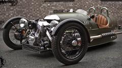 Morgan Threewheeler : Folie sur trois roues !