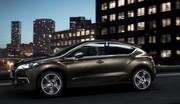 Citroën annonce les prix de la DS4
