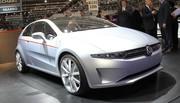 Volkswagen Twindrive : Giugiaro Tex, le futur Scirocco en filigranne