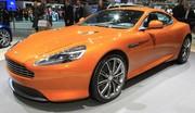 Aston-Martin Virage : Une DB9 avec plus de chevaux
