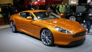 Aston Virage, la sublime orange mécanique