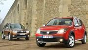 Essai : Dacia Duster 4x2 ou Sandero Stepway pour sortir des sentiers battus