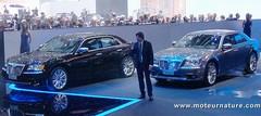 Lancia Thema : meilleure que la Chrysler des américains