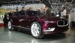 Concept Bertone B99 : Jaguar passe son tour