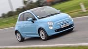 Fiat : marque la plus écologique en 2010