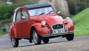 Citroën va faire revivre la 2CV !