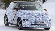 BMW i3 : premières photos