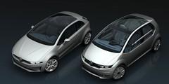 Giugiaro Tex et GO , deux philosophies pour Volkswagen