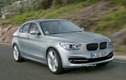 BMW Série 1 quatre-portes : Eventualité bavaroise