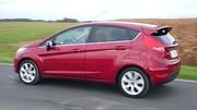 Ford Fiesta : plus d'un million d'exemplaires vendus pour la dernière génération
