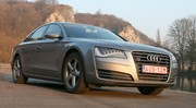 Essai Audi A8 3.0 TDI : Restons discrets !