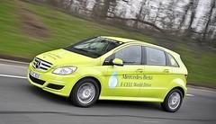 Essai Mercedes Benz B F-Cell