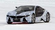 La future BMW i8 en test Grand Froid