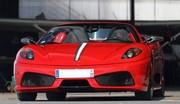 Essai Ferrari F430 Spider 16M : Hommage à la course