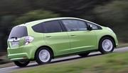 Essai Honda Jazz Hybrid 1.3 i-VTEC Luxury : premier prix de civisme