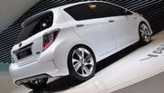Toyota Yaris HSD concept, nouveau look et motorisation hybride