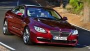 BMW Série 6 Coupé : plus raisonnable