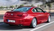 La nouvelle BMW Série 6 Coupé