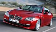 Nouvelle BMW Série 6 Coupé 2011 : élégance toujours
