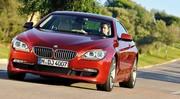 BMW Série 6 Coupé : retour en fanfare