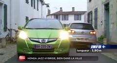 Emission Turbo : Honda Jazz hybride, Alpina, Peugeot 508, Porsche 911 GTS