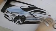 Mercedes Classe A 2012 : premier croquis ?