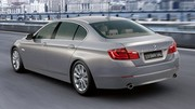 BMW New Energy Vehicle : un concept sur base de Série 5 à Shanghai