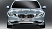 BMW New Energy Vehicle : une hybride rechargeable pour la Chine