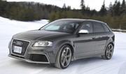 Essai Audi RS3 : Contact frileux