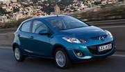 Mazda 2 restylée : elle arrive à partir de 11 800 €