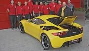 Artega SE : découverte d'une concurrente potentielle de la Tesla Roadster
