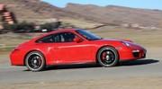 Essai Porsche 911 Coupe : Au volant de la 911 GTS