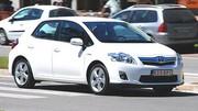 Toyota Auris HSD : élue Voiture Verte 2011 par l'AFPA