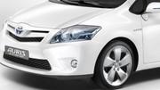 Toyota Auris HSD élue Voiture Verte 2011