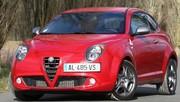 Essai Alfa Romeo MiTo 1.4 TB MultiAir 170 Quadrifoglio Verde : le trèfle revient !