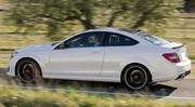 Nouvelle Mercedes C63 AMG Coupé : la vraie rivale de la BMW M3