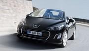 Sport et glamour chez Peugeot pour le salon du Coupé et du Cabriolet