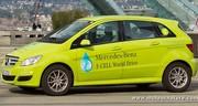 Mercedes va fabriquer ses propres piles à combustible