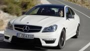 Mercedes C63 AMG Coupé : Classe C survitaminée !
