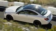 Mercedes-Benz C63 AMG Coupé : BMW M3, me voilà !