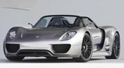 Porsche 918 Spyder : La supercar hybride à 645 000 €