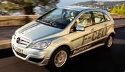 Mercedes Classe B à pile à combustible : Envers et contre tous