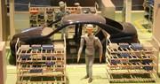 Toyota suspend la production au Japon jusqu'à ce week end