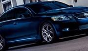 Lexus LF-Gh : un concept-car pour la future GS hybride
