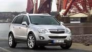 Essai Opel Antara : Remise en route