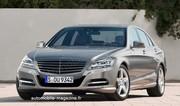 Vidéo Mercedes Classe S 2013 : Promenade précoce