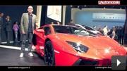 Vidéo Lamborghini Aventador : Spectacle aux premières loges