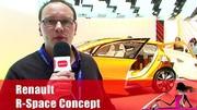 Focus sur... le Renault R-Space Concept
