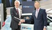 DriveNow : BMW se lance dans l'autopartage